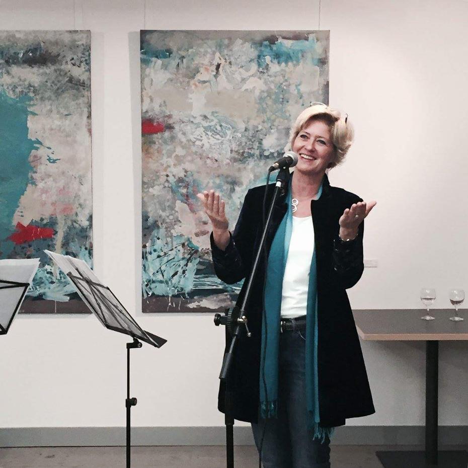 Birgit Matthias Malerin